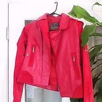 Zac Posen for Target Motorcycle Jacket Size S Photo