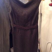 Zac Posen Suede Dress Photo