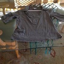 Zac Posen Womans Cotton Top Photo