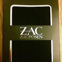 Zacposen Zac Posen Tights  M/l Medium/large Black  Nwt  Msrp 28 Photo