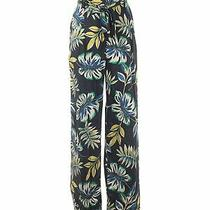 Zara Basic Women Blue Casual Pants Xs Photo