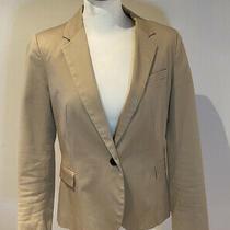 Zara Beige Jacket - Size L Photo