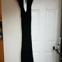 Zara Black Dress Size M New With Tags. 7 Photo
