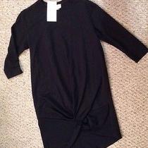 Zara Black High Low Top Dress S Photo
