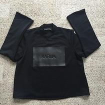 Zara Black Karma Sweatshirt Size 2 Photo