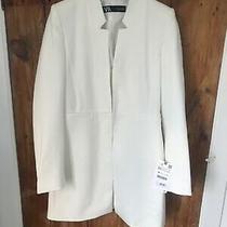 Zara Brand New Frock Coat/ Blazer . Xs Photo