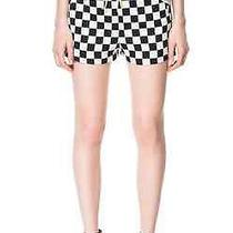 Zara Checked Short - Medium Photo