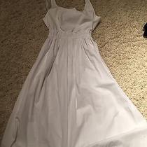 Zara Cotton Midi Dress Photo