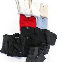 Zara Dkny Womens Skirt Dress Jacket Sweaters Black Size L M S Lot 6 Photo