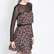 Zara Floral Dress Medium Photo