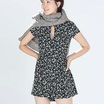 Zara Floral Print Jumpsuit  Photo