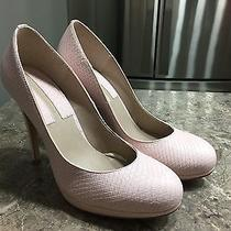 Zara High Heel Pumps Shoes Pink - Size 40 Photo