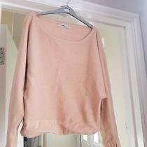 Zara Knit Batwing Style Sweatshirt Size M Photo