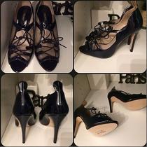 Zara Lace Up Heels Photo