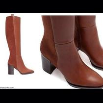 Zara Leather and Suede Boots  Photo