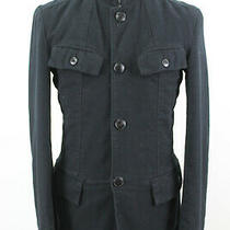 Zara Man Black Jacket Size M   Photo