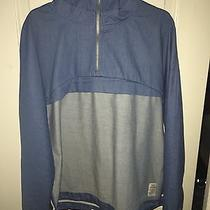 Zara Man Denimwear Pullover Hoodie Xl Photo