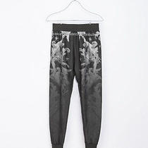 Zara Man Givenchy Balmain Owens Printed Sweatpants Photo