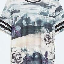Zara Man Graphic T Shirt Photo