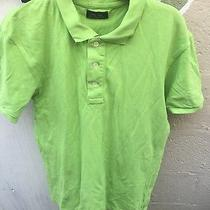 Zara Man Green Polo Photo