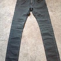 Zara Mens Detailed Jeans Photo