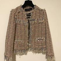 Zara Multicoloured Jacket Size Xs Photo