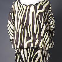 Zara Oversized Animal Print Tunic Photo