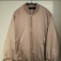 Zara Pink Jacket Size L Photo