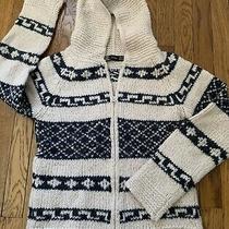 Zara Sweater Zippered Cardigan  Photo
