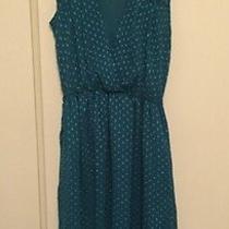 Zara Traffaluc Collection Green Dress Photo