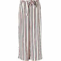Zara Trf Women Ivory Casual Pants S Photo