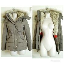 Zara Winter Jacket Size Xs Photo