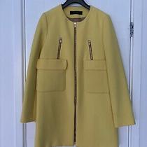 Zara Woman Coat Size Xs Photo