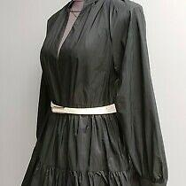 Zara Woman Collection New W/tag Tafetta Dress Size Xs Photo