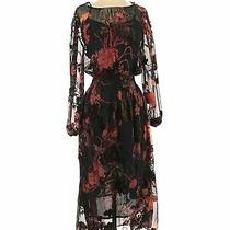Zara Women Black Casual Dress S Photo