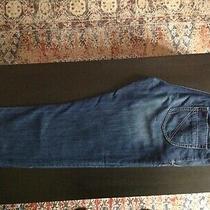 Zegna Sport Jeans Size 38 Cotton and Linen Photo