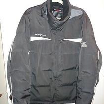Zeroxposur Men's Medium Element Protector Down Puffer Jacket Water Repellent  Photo