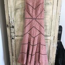 Zimmermann Jasper Fan Dress Blush Color Size 0 Brand New Photo
