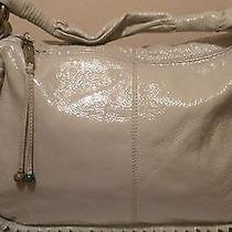 Ziordia High End Beige / Cream  Italian Leather Women's Unusual Handbag Photo