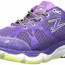 Zoot Women's Del Mar Running Shoe 10 Deep Purple/purple Haze/honey Dew Photo