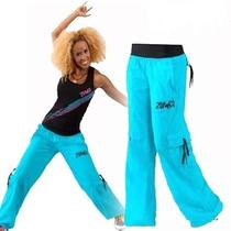 Zumba Cargo Pants Size Large Nwt Photo