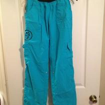 Zumba Ultimate Party Cargo Pants - Aqua L Photo