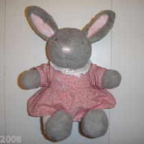 Applause Bravo Rabbit Bunny Vintage Plush Stuffed Animal Photo