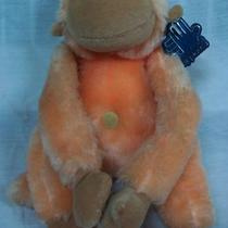 Vintage Applause Otis the Orange Monkey 8